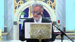 Pérez Maeso hila un pregón de Fiestas Patronales cargado de vivencias y fundamentos religiosos