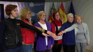 Orihuela presenta sus actividades con motivo del Día Internacional contra la Violencia de Género