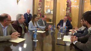Orihuela y GV generarán un parque público de vivienda y regenerarán barrios históricos