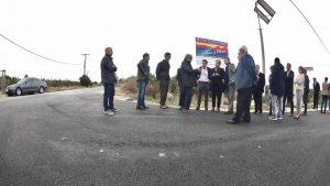 La Diputación de Alicante acomete la mejora del camino del Espartal en Albatera y Orihuela