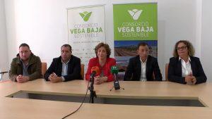 Nueva etapa en el Consorcio Vega Baja Sostenible bajo la presidencia de Teresa Belmonte