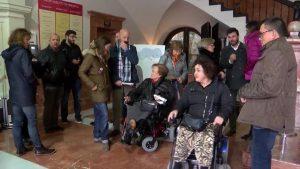 Orihuela conmemora el Día Internacional de la Discapacidad