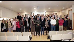 Dolores reconoce el trabajo de alcaldes, concejalas y concejales de la Democracia