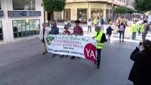 El ayuntamiento de Torrevieja se sumará a la manifestación del 18 de enero en Orihuela