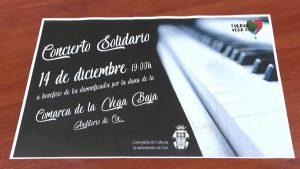 Cox celebra un concierto solidario por la Vega Baja