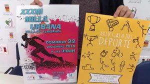 Almoradí presenta la vigésimo cuarta edición de la Gala del Deporte