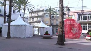 La tradicional Feria de Navidad vuelve a Dolores