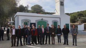 Diputación acomete obras de modernización en la Comunidad de Riegos de Levante de la Margen Derecha