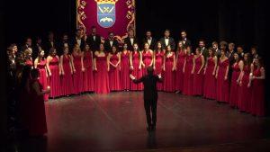 El Joven Coro de la Orquesta Ciudad de Granada se alza con el Gran Premio Nacional de Canto Coral