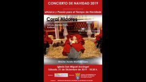 La música y la poesía se darán la mano en el XVI Concierto de Navidad de San Miguel de Salinas