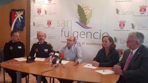 San Fulgencio pone en marcha el servicio «Policía en tu hogar»