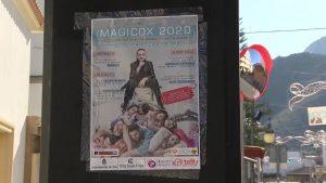 La magia llega a Cox este fin de semana con el espectáculo Magicox