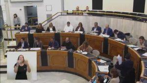 El pleno de la Diputación aprueba la nueva organización de la Comisión Provincial del Agua