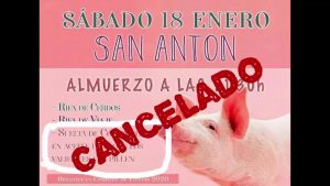 Se cancela un acto de San Antón para evitar el «maltrato animal»
