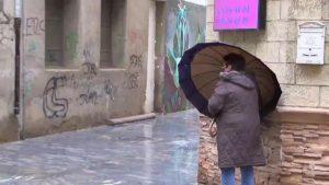 """""""Gloria"""" pone en alerta a la comarca"""