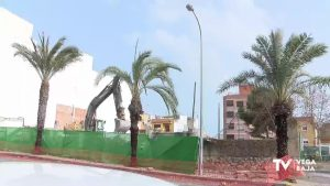 El antiguo colegio Molivent será un aparcamiento público en Guardamar