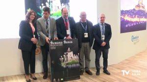 Orihuela despliega en FITUR una nueva imagen audiovisual del municipio