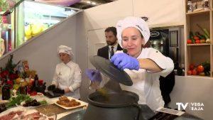 La gastronomía torrevejense se hace hueco en FITUR