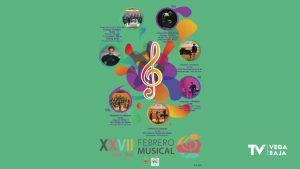 Todo listo para el XXVII Febrero Musical de Cox