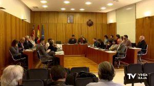 Orihuela celebra el primer pleno de 2020 con nueve mociones