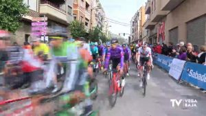 La Vuelta Ciclista a la Comunidad Valenciana, en la Vega Baja