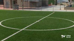 Renovación del Polideportivo Municipal de Benejúzar