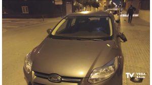 Detenidas cinco personas en Almoradí por su relación con daños producidos en vehículos