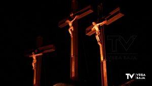 Una escenificación de la Semana Santa de Rojales declarada Fiesta de Interés Turístico Provincial