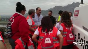 Cruz Roja ha ayudado a 440 familias de la Vega Baja afectadas por la DANA