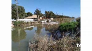Un eterno y lamentable problema: Plásticos en la desembocadura del Segura