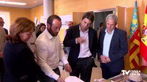 Diputación sufragará la reparación de la pasarela del paseo marítimo de Pilar de la Horadada