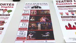 Almoradí presenta su XXVI Muestra Nacional de Teatro
