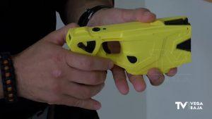 La pistola táser de Benejúzar llega al Juzgado