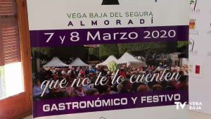 Todo preparado en Almoradí para el Congreso Nacional de la Alcachofa