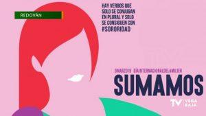 Mancomunidad la Vega lanza el botiquín de la #sororidad en el marco de la campaña JUNTAS