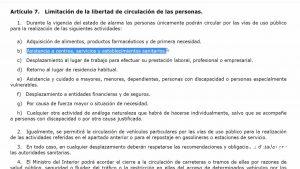 España confinada y en estado de alarma por la expansión del coronavirus