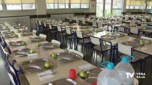 Las familias con beca comedor tendrán un vale para adquirir alimentos en una cadena de supermercados