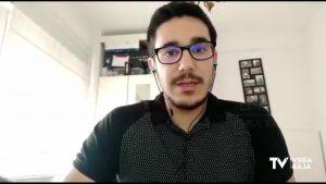 La crisis del coronavirus contada por jóvenes de la Vega Baja