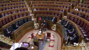 El Congreso autoriza la prórroga del estado de alarma hasta el 12 de abril