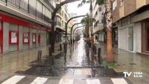 Récord histórico: Torrevieja registra ocho días seguidos de lluvia