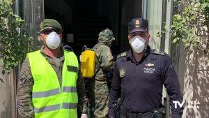 """La """"Operación Balmis"""" contra el Covid-19 llega a Dolores con el MOE"""