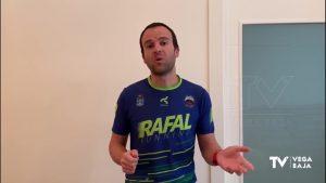 El Club Rafal Running organiza el reto solidario 24 horas a beneficio del Hospital Vega Baja
