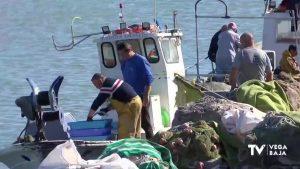 Se resiente la actividad pesquera de Guardamar durante el estado de alarma