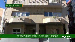 Torrevieja presenta el presupuesto más alto de su historia superando los 117 millones de euros