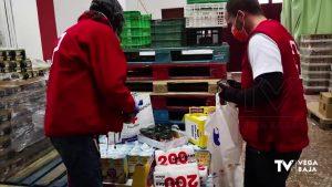 La demanda alimentos a organizaciones solidarias se dispara por la crisis del Covid-19