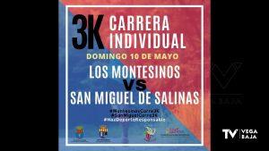 Reto deportivo entre San Miguel de Salinas y Los Montesinos
