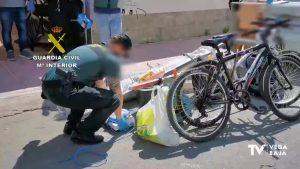 Detenido en Torrevieja por saltarse el confinamiento para presuntamente sustraer material de obra