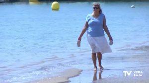Reapertura de playas controlada y limitada