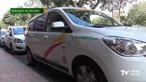 La Conselleria de Movilidad adquirirá mamparas de protección para el sector del taxi