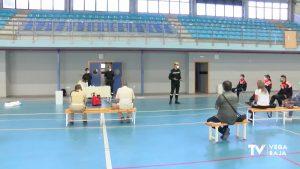 La UME imparte un curso de formación en desinfecciones en Callosa de Segura